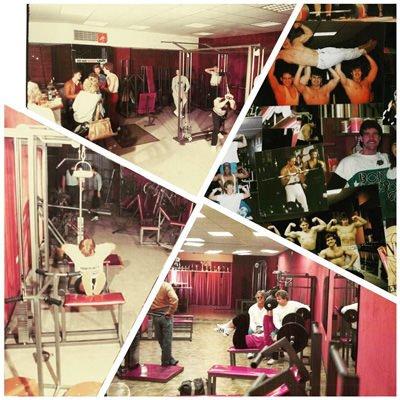 Ferdy's Gym Aldenhoven: Collage Eindrücke